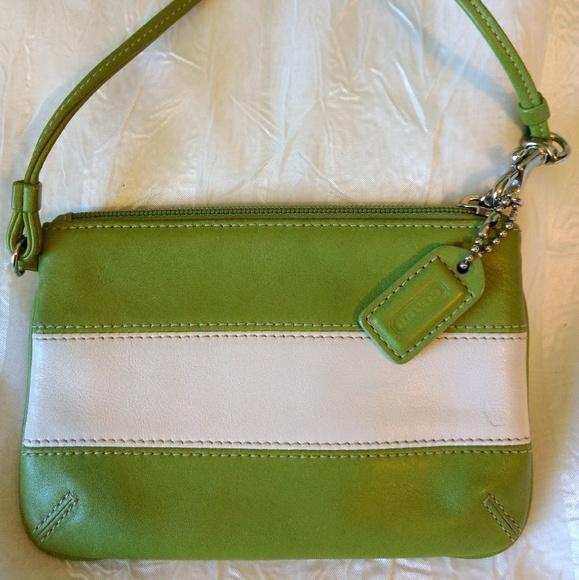 Coach Handbags - Coach small handbag clutch